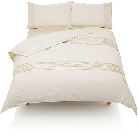 Marks And Spencer Bedding Sets Marks And Spencer Pleated Bedding Set