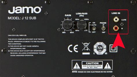 difference   passive  powered subwoofer
