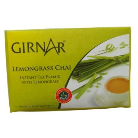 Girnar Detox Green Tea Review by Girnar Tea Lemongrass