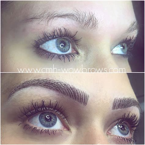 feather tattoo eyebrows eyebrow tattooing feather touch microblading hair stroke