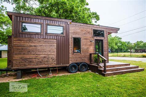 tiny house company single loft by texzen tiny home co tiny living