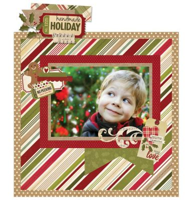 Handmade Holidays - ben franklin crafts and frame shop wa new from