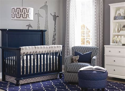 Blue Cribs by 23 Blue Nursery Rooms For Your Bundle Of Home