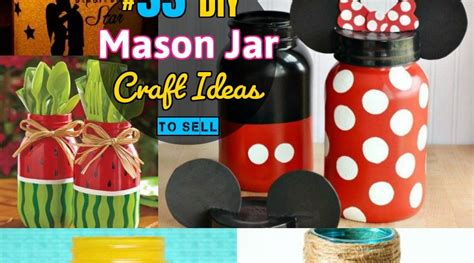 diy jar crafts 33 jar craft ideas even you