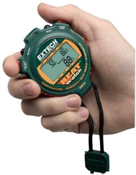 Extech Stopwatch Heat Index Hw30 extech hw30 combination humidity heat index