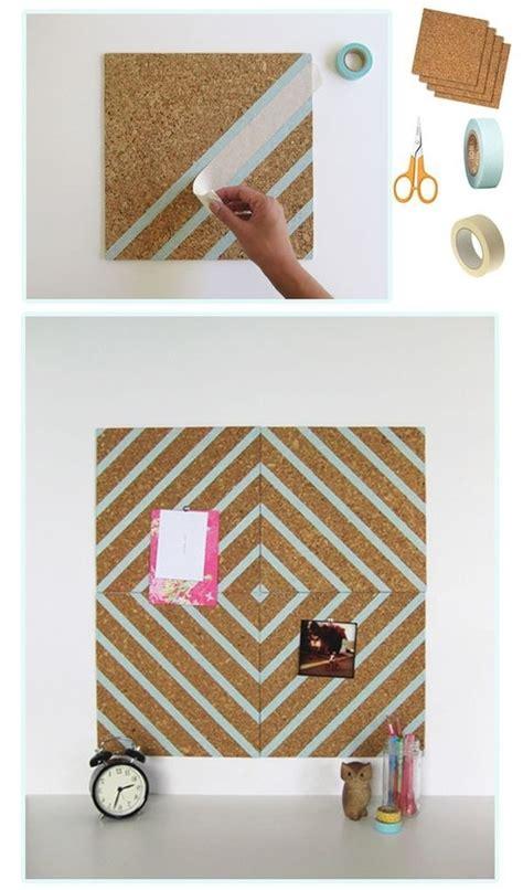 pinnwand selber machen pinnwand selber machen 6 kreative ideen mit anleitungen