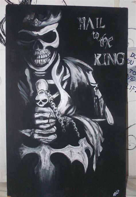 avenged sevenfold fan avenged sevenfold hail to the king fanart rock posters