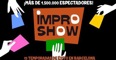 entradas para impro show 43 dto barcelona atrapalo - Entradas Impro Show
