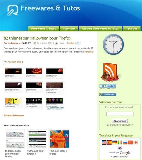 firefox themes halloween blog x office 30 petit medley du web autour du web