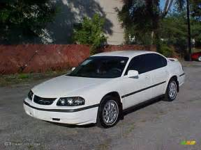 White Chevrolet 2002 White Chevrolet Impala 13242725 Photo 3 Gtcarlot
