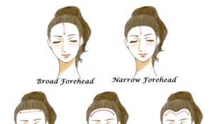 types of hair lines what does your forehead size say about your personality