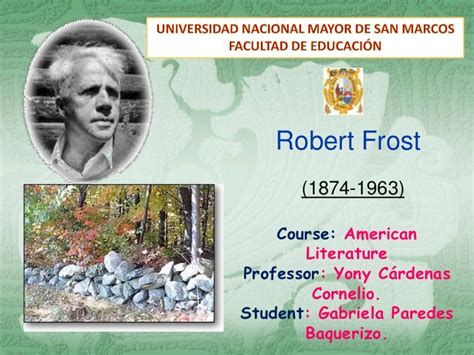 themes in design by robert frost american literature robert frost