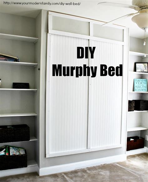 diy wall bed diy wall bed for 150