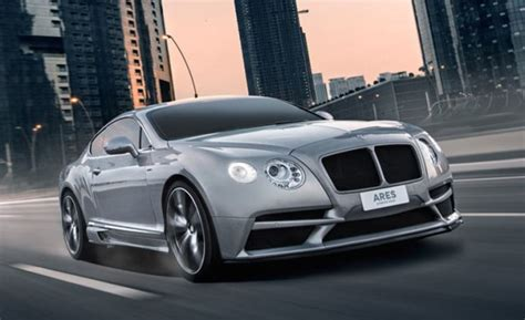 bentley performance ares performance bentley continental gt coupe