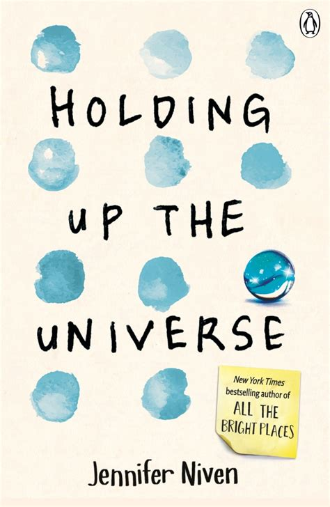 holding up the universe 0141357053 holding up the universe by jennifer niven
