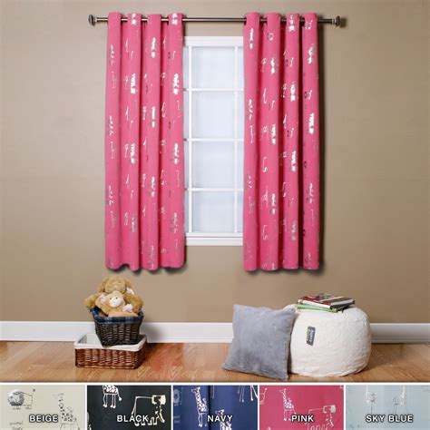 pink curtains for baby room baby nursery best blackout curtains for window decorations