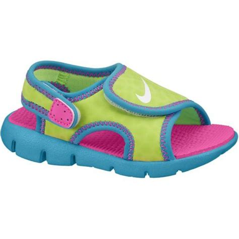 nike sandals for infants nike toddler sunray adjust 4 sandals academy
