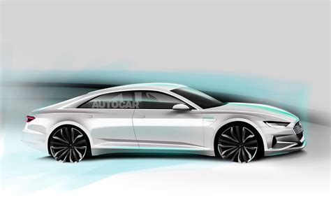 Audi A9 e tron production confirmed Autocar