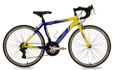 gmc road bikes gmc denali boy s 24 inch road bike cheap road bikes