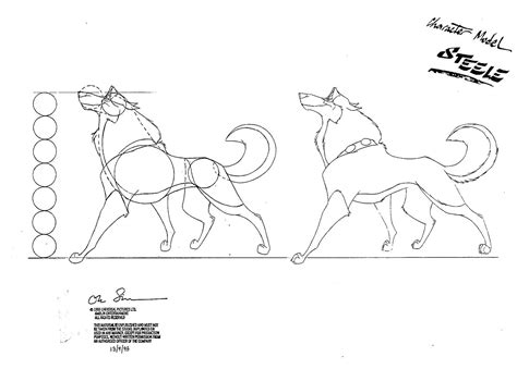 Living Lines Library Model Sheets
