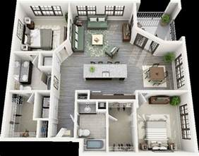 home interior plan 50 two quot 2 quot bedroom apartment house plans architecture design