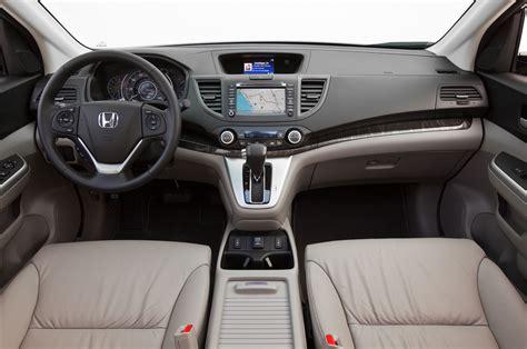 Honda Crv Interior Pictures by 2014 Honda Cr V Interior Photo 3