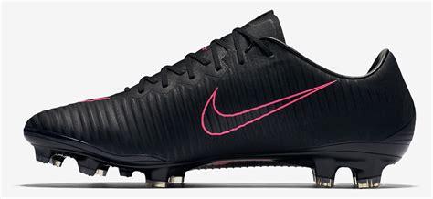 black pink nike mercurial vapor xi 2016 17 boots