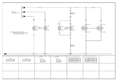 f250 front parking light wiring diagram front