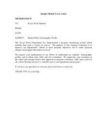Cover Letter For Student by Best Photos Of Sle Cover Letter For Students Sle