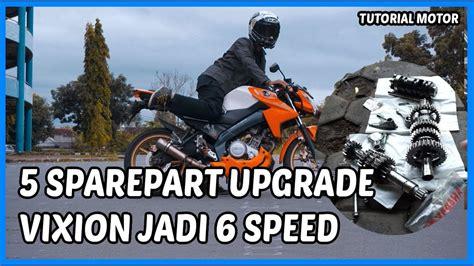 Sparepart R15 5 sparepart yamaha r15 untuk upgrade 6 speed di vixion