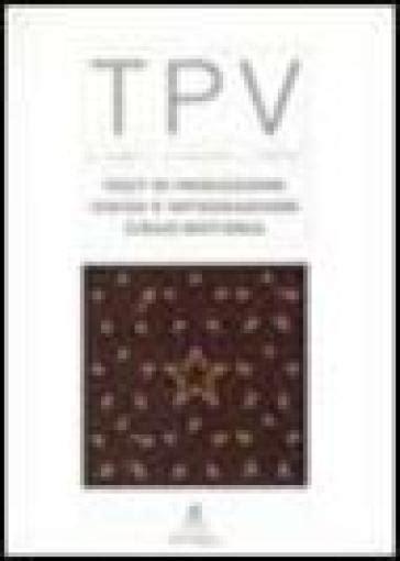 test percezione visiva tpv test di percezione visiva e integrazione visuo