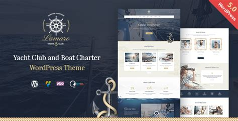 yacht and boat rental service theme nulled lamaro yacht club and rental boat service