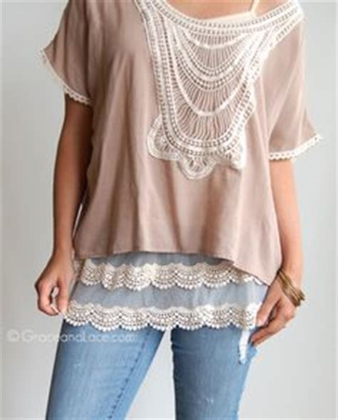 shirt extender pattern lace shirts how to wear and lace on pinterest