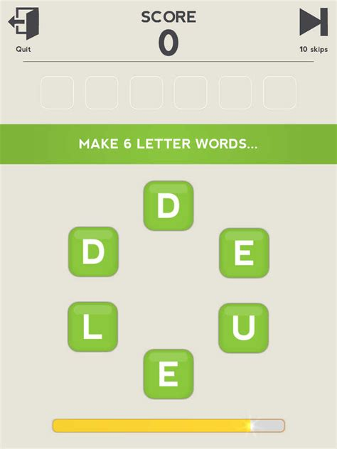 4 Letter Words Unscramble app shopper 6 letters unscramble words