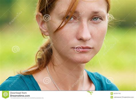 youngest looking women serious woman stock photography cartoondealer com 43701716