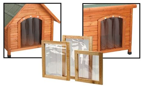 dog house door flap premium plus dog house door flaps houndabout