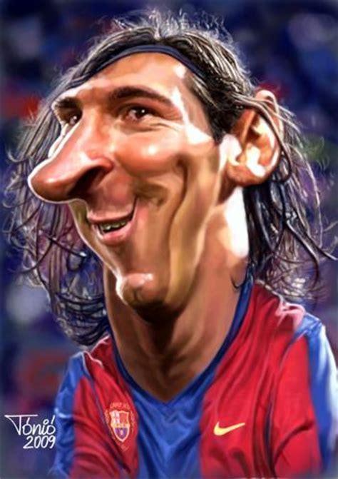 wallpaper karikatur barcelona lionel messi fc barcelona by tonio sports cartoon toonpool