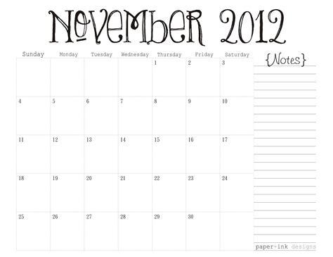free printable calendar november december 2012 free printable calendars november 2012