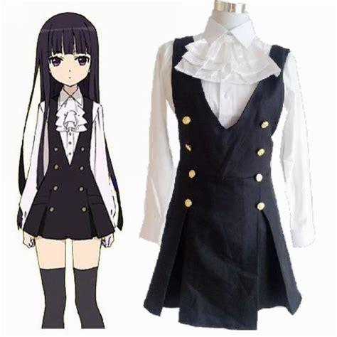 ebay jepang adult anime cosplay inu x boku secret service ss shirakiin