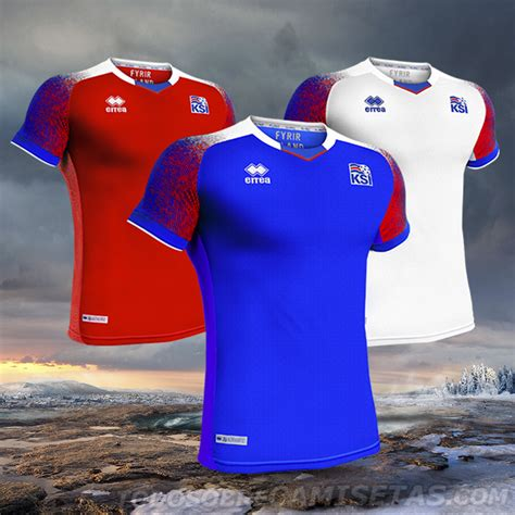iceland world cup 2018 iceland 2018 world cup errea kits todo sobre camisetas