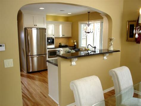 Arch Between Kitchen And Living Room by 1000 Ideas About Kitchen Arch On Arches