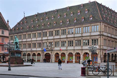 strasbourg chambre de commerce bild foto lothar