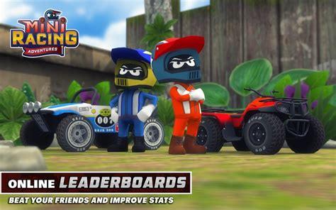 download mod game mini racing mini racing adventures apk free racing android game
