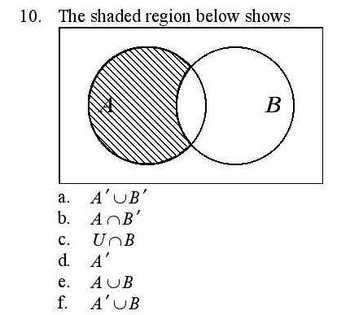 venn diagram quiz venn diagrams choice quiz bank by dwight swanson tpt