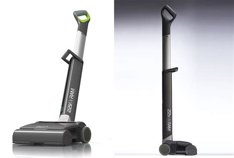 Gtech Vaccum the airram s high tech cleaning vacuum tracks its energy usage and calories you ve burned gtech