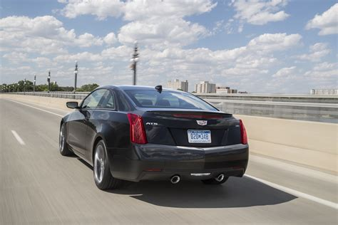 Cadillac Ats Black by 2017 Cadillac Ats Carbon Black Announced Gm Authority