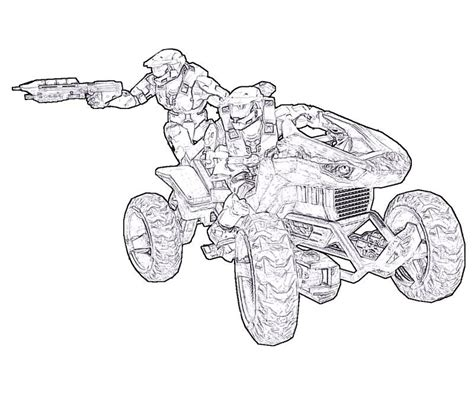 printable halo images halo vehicles coloring pages to print coloring pages