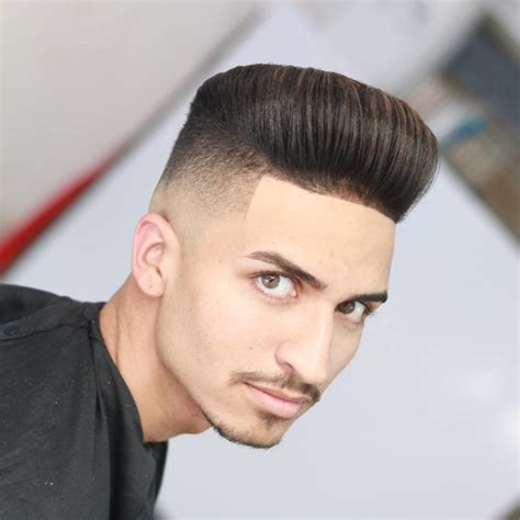 pompadour fine hair 10 classic men s hairstyles that are always in fashion