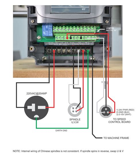 wiring a vfd for bridgeport wiring get free image about