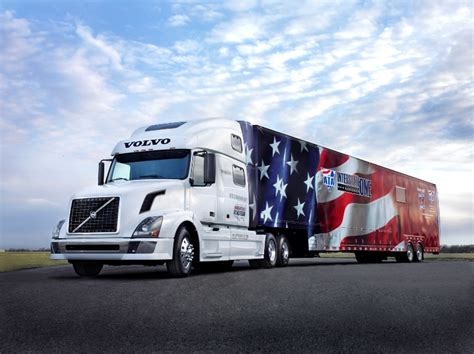 volvo trucks north america american trucking associations